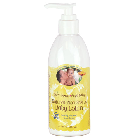 Angel Baby Unscented Lotion 8oz - KIDTON