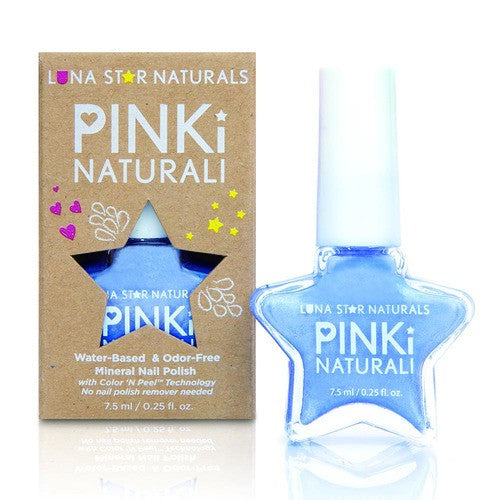 LITTLE ROCK (Powder Blue), Water-Based NAIL POLISH - KIDTON - 1