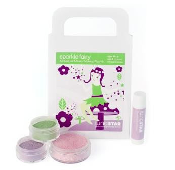 Sparkle Fairy Natural Play Makeup 4 Piece Kit - KIDTON - 1