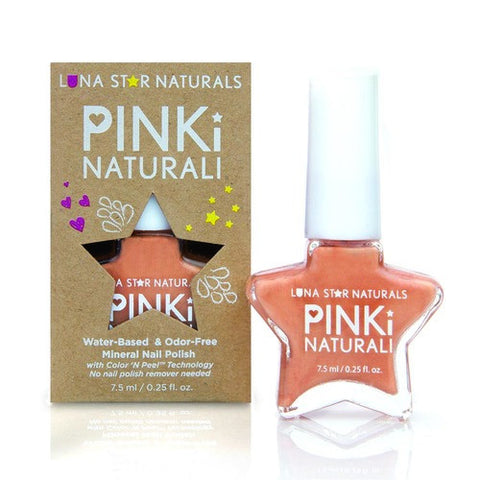 MONTGOMERY (Peach), Water-Based NAIL POLISH - KIDTON - 1