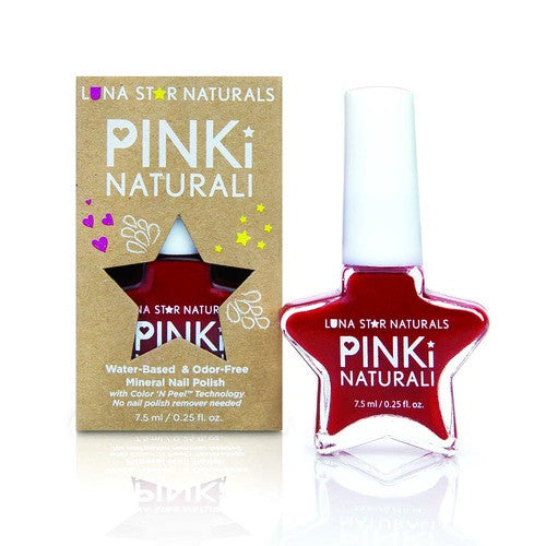 NASHVILLE (Red), Water-Based NAIL POLISH - KIDTON - 1