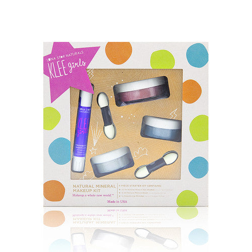 Shining Through - KLEE Girls 4-PC Makeup Set - KIDTON - 1