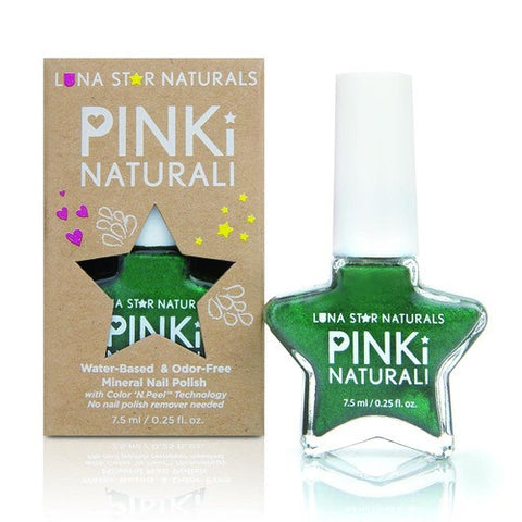 SAINT PAUL (Green), Water-Based NAIL POLISH - KIDTON - 1