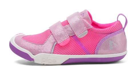 Ty - The Sneaker, Pink / Dewberry - KIDTON - 1