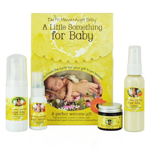 A Little Something for Baby Gift Set - KIDTON - 1