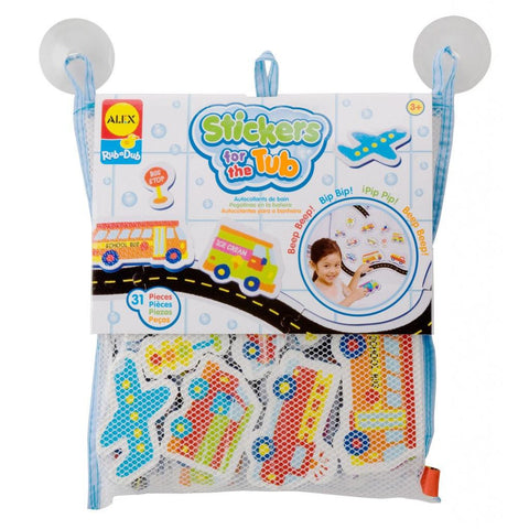 Stickers for the Tub - Beep Beep!™ - KIDTON - 1