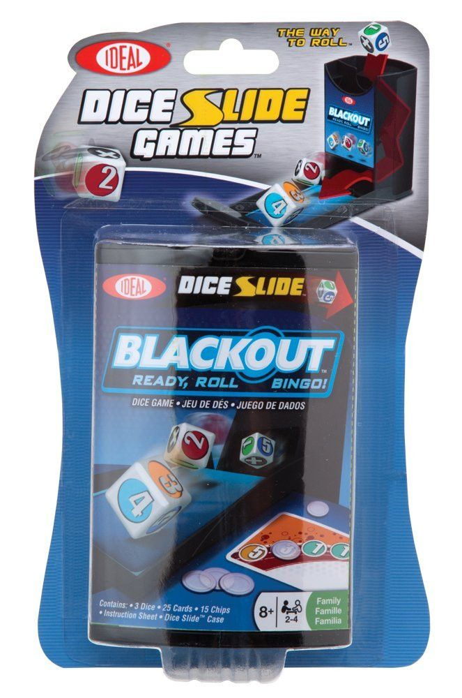 Dice Slide - Blackout - KIDTON - 1