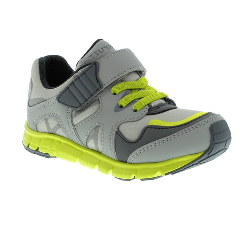 Bolt - Gray/Yellow - KIDTON - 1