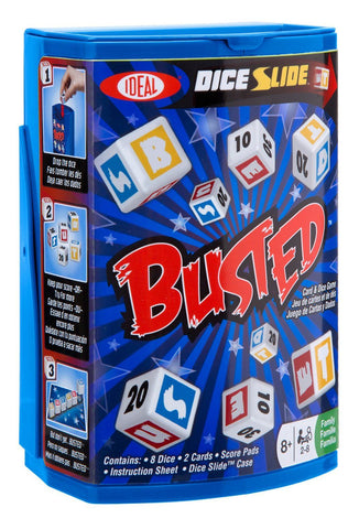Dice Slide - Busted - KIDTON - 1