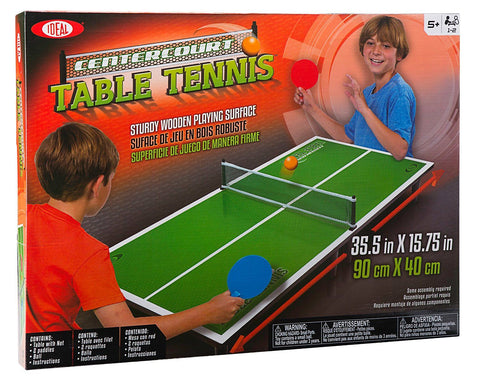 Centercourt Table Tennis™ - KIDTON - 1
