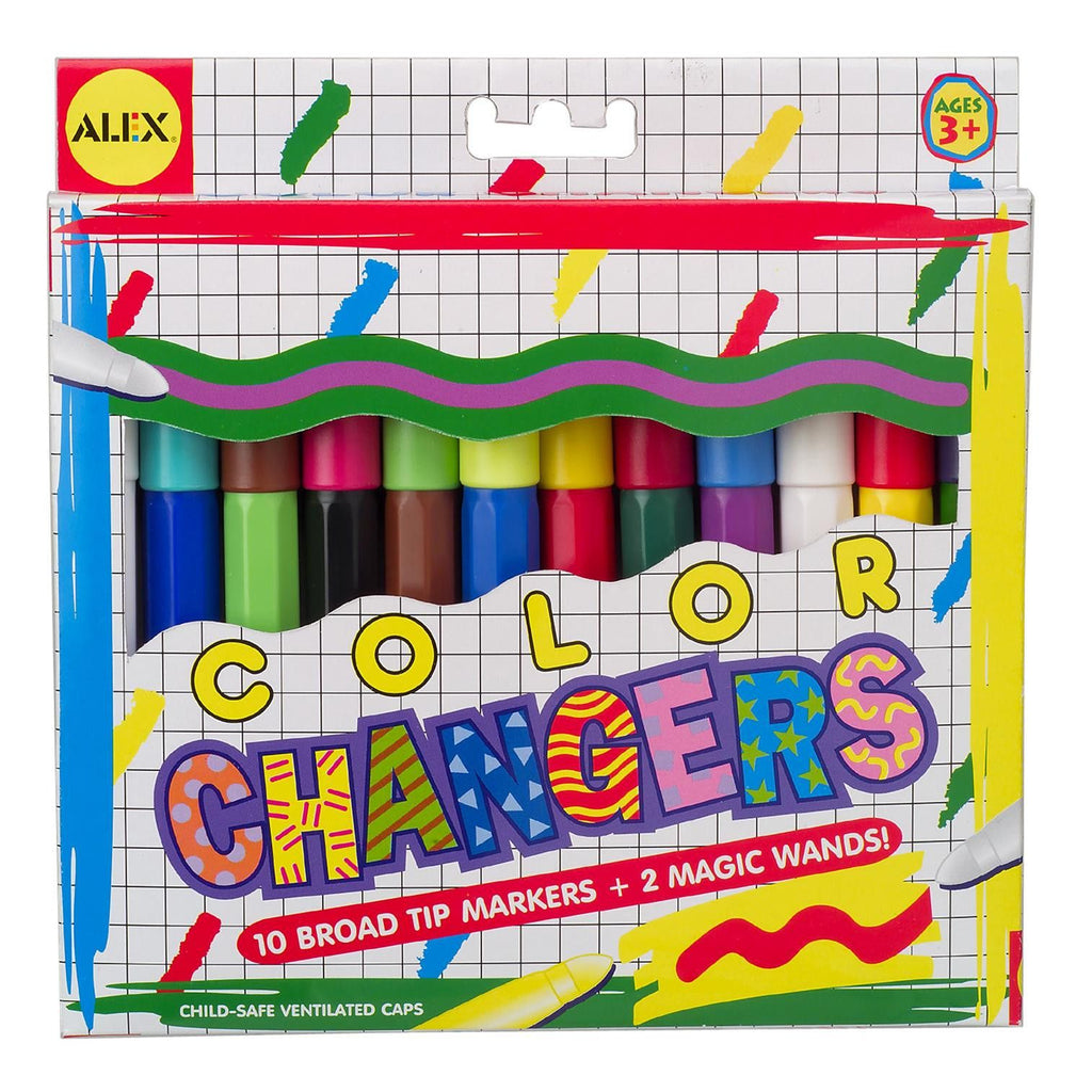 Color Changing Markers 12 - KIDTON