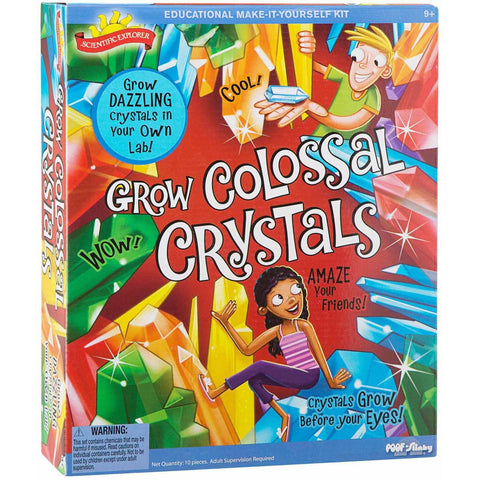 Grow Colossal Crystals™ - KIDTON - 1