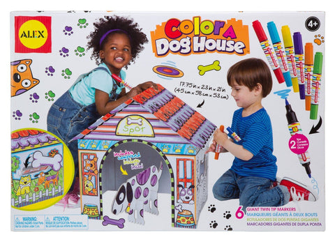 Color a Dog House™ - KIDTON - 1