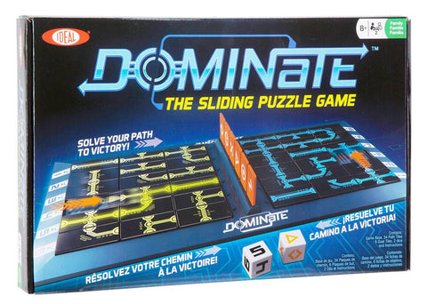 Dominate The Sliding Puzzle Game™ - KIDTON - 1