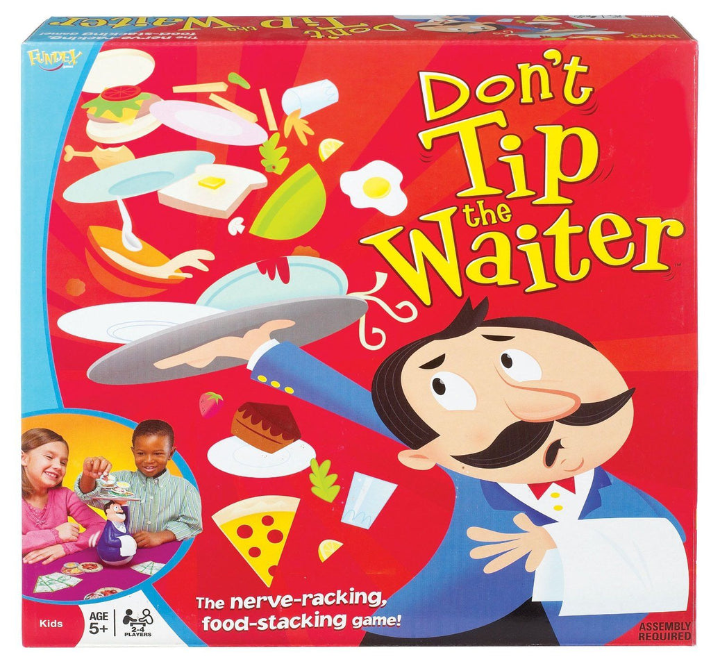 Don't Tip The Waiter™ - KIDTON - 1