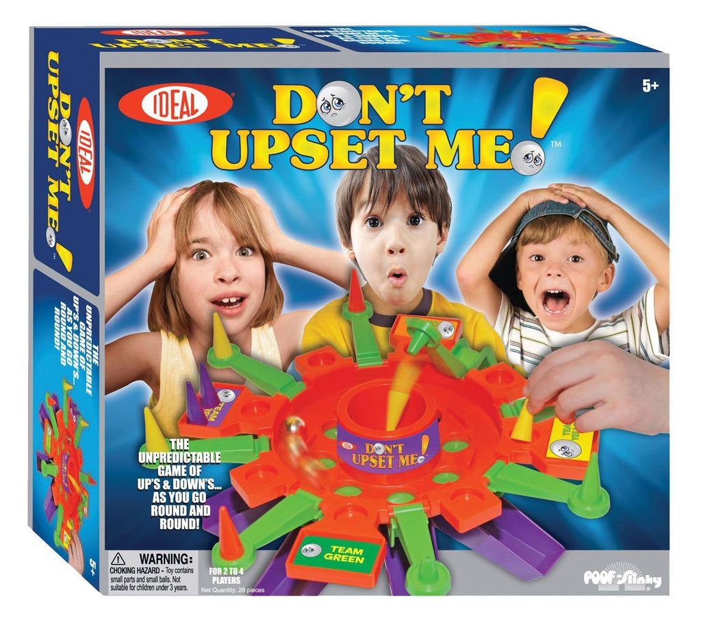 Don't Upset Me™ - KIDTON - 1