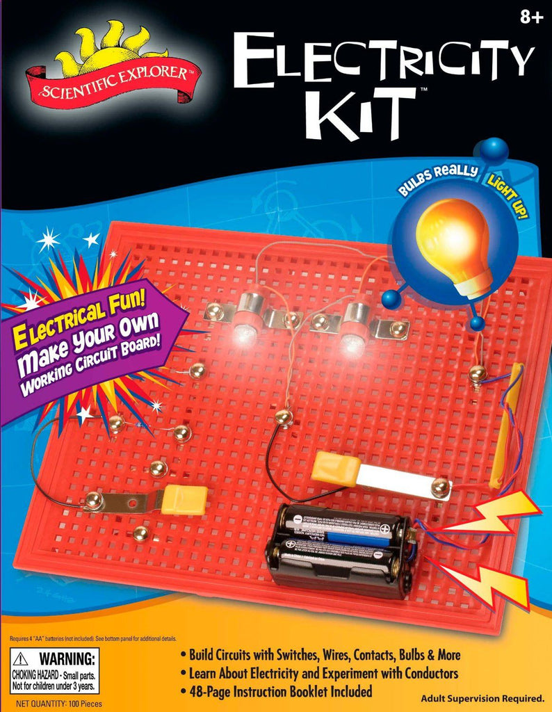 Electricity Kit™ Mini Lab - KIDTON - 1
