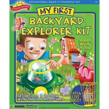 My First Backyard Explorer Kit™ - KIDTON - 1