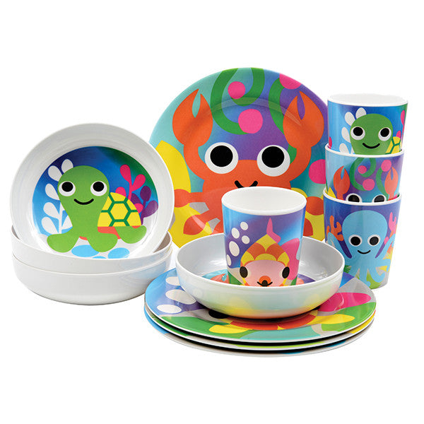 French Bull Ocean Kids Collection - KIDTON - 1 ...  sc 1 st  kidton & French Bull Ocean Kids Collection - Melamine Plates