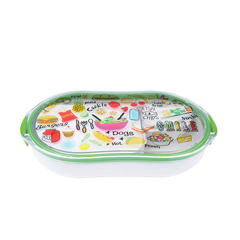 Lunch Box - Foodie Pack & Snack - KIDTON - 1