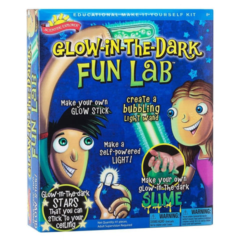Glow in the Dark Fun Lab™ - KIDTON - 1