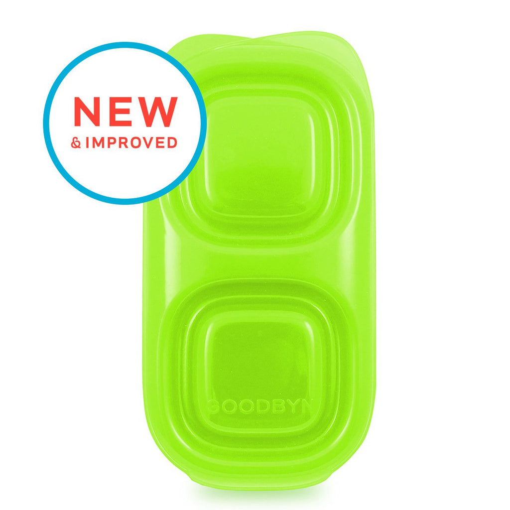 GoodByn Snacks, Green - KIDTON