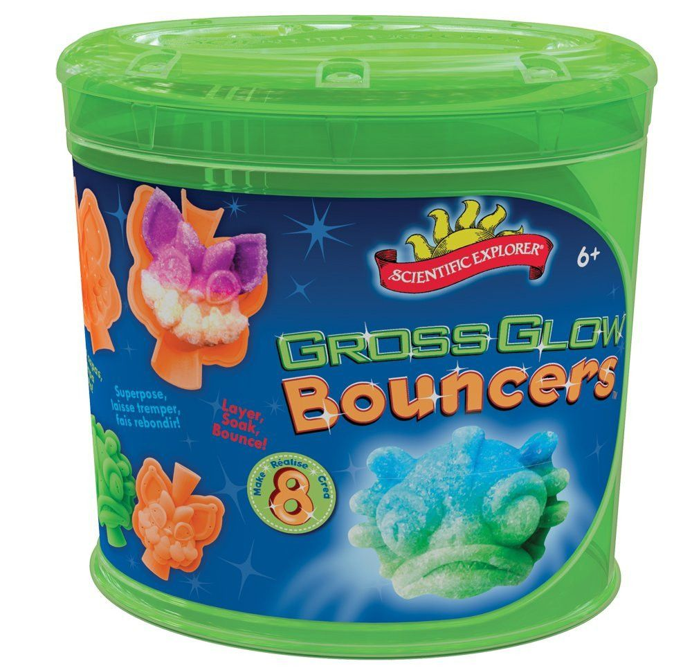 Gross Glow Bouncers - KIDTON - 1