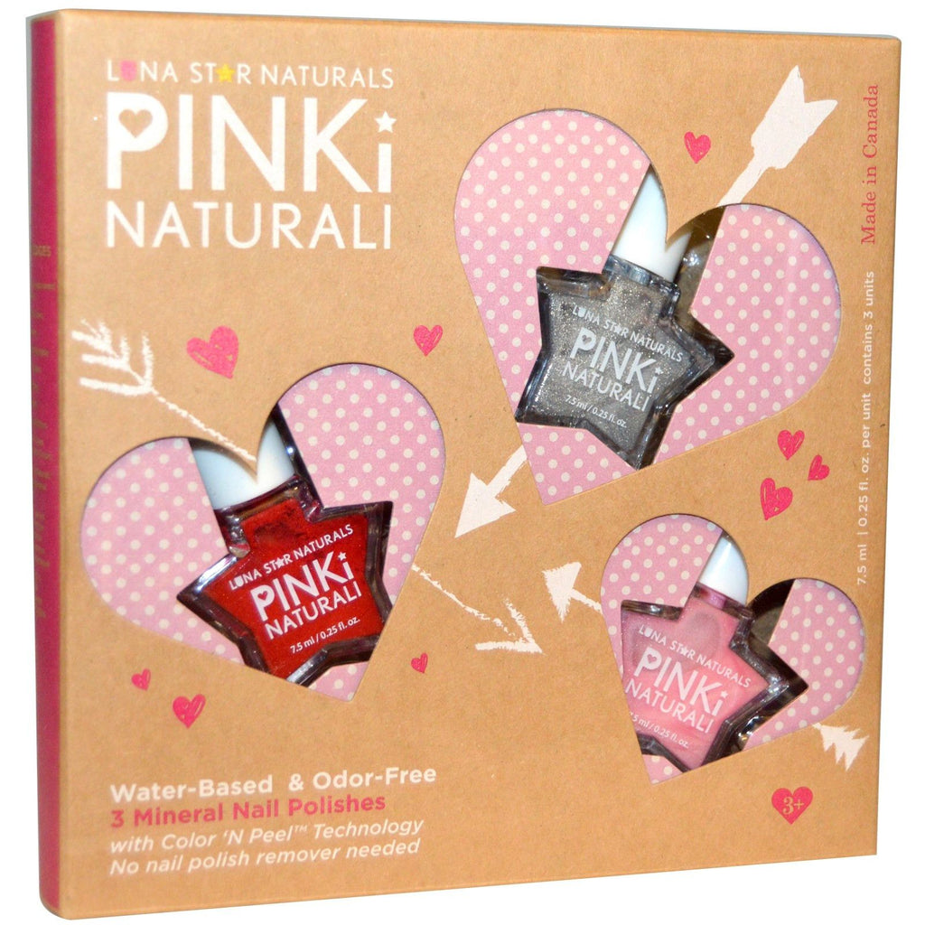 JOYFUL HEART BEATS - Nail Polish Gift set - KIDTON - 1