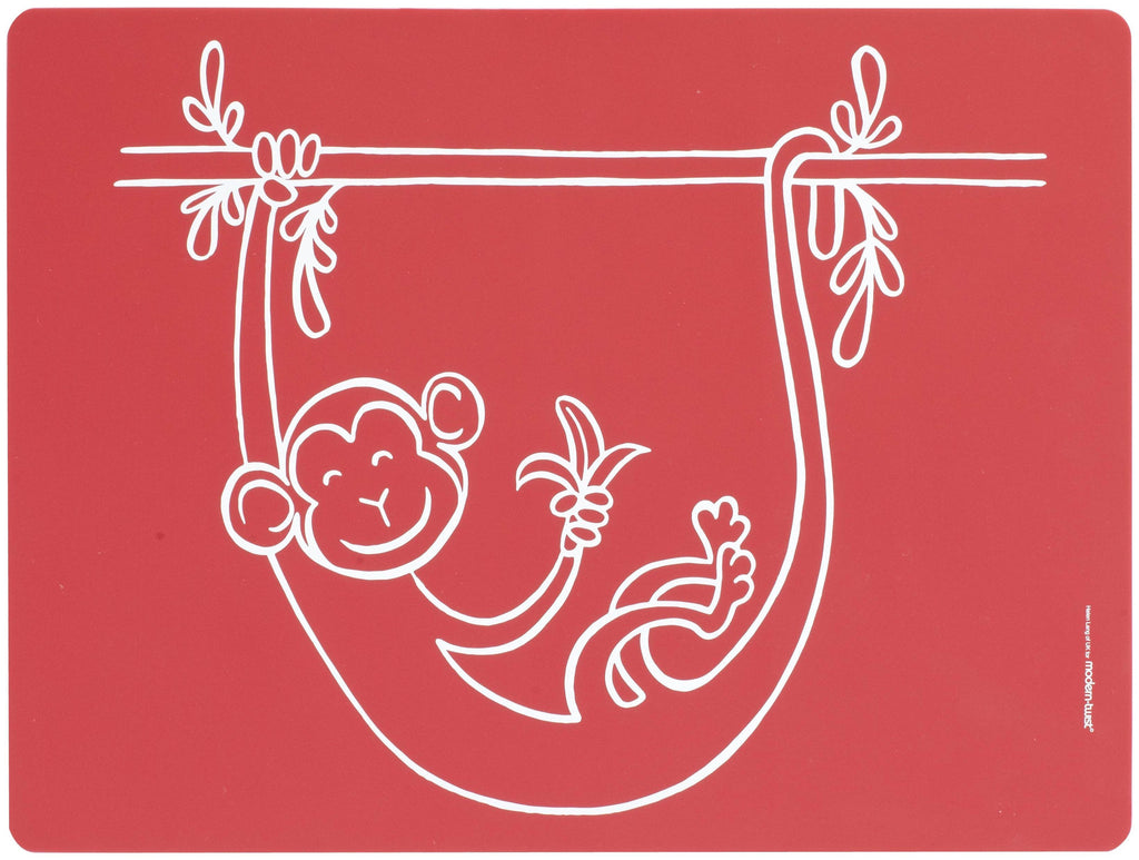 Monkey Business Meal-Mat - KIDTON - 1