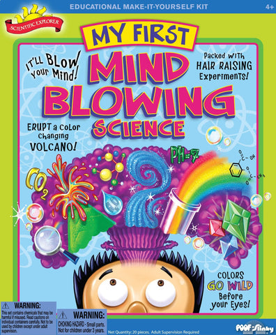 My First Mind Blowing Science™ - KIDTON - 1