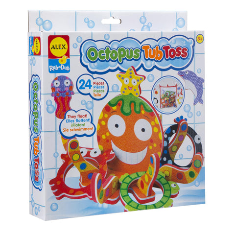 Octopus Tub Toss™ - KIDTON - 1