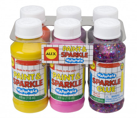 Paint & Sparkle 4oz - KIDTON
