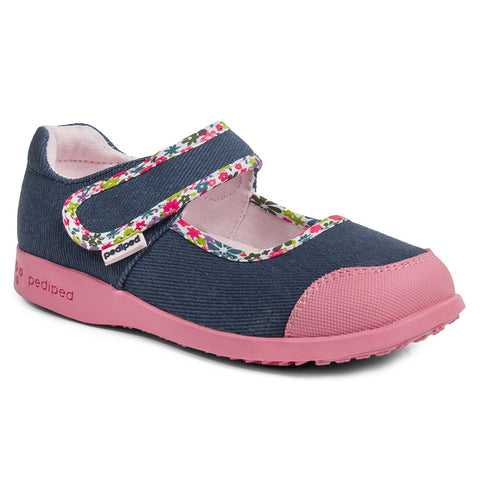 Pediped Flex - Bree Denim - KIDTON - 1