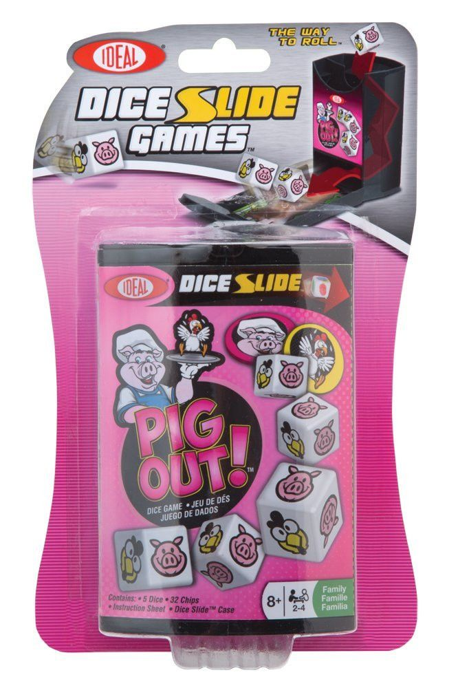 Dice Slide - Pig Out - KIDTON - 1