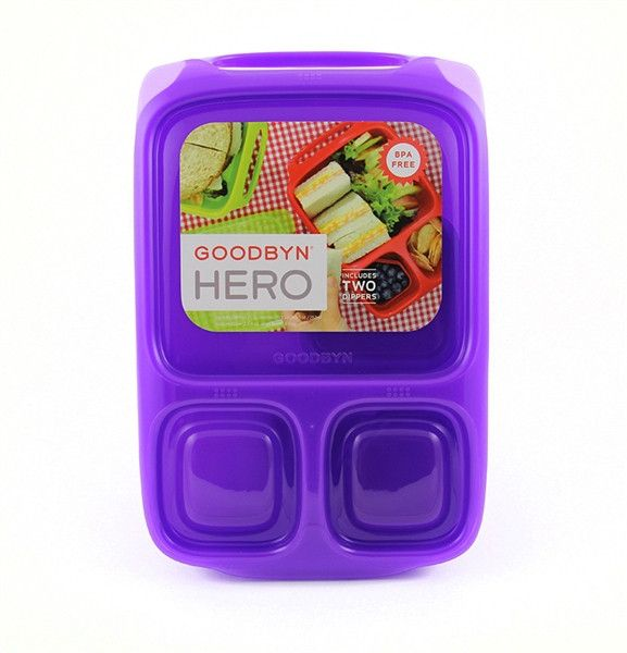 GoodByn Hero, Purple - KIDTON - 1