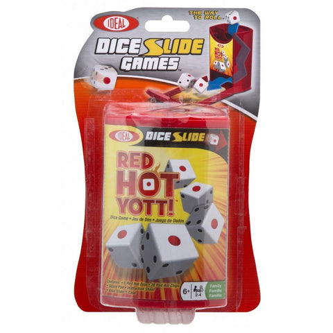 Dice Slide - Red Hot Yott - KIDTON - 1