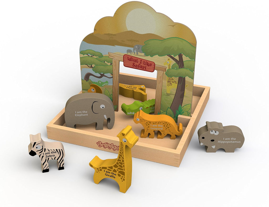 What I Like … Safari Story Box - KIDTON - 1