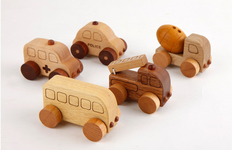 Wooden Car Village - KIDTON - 1