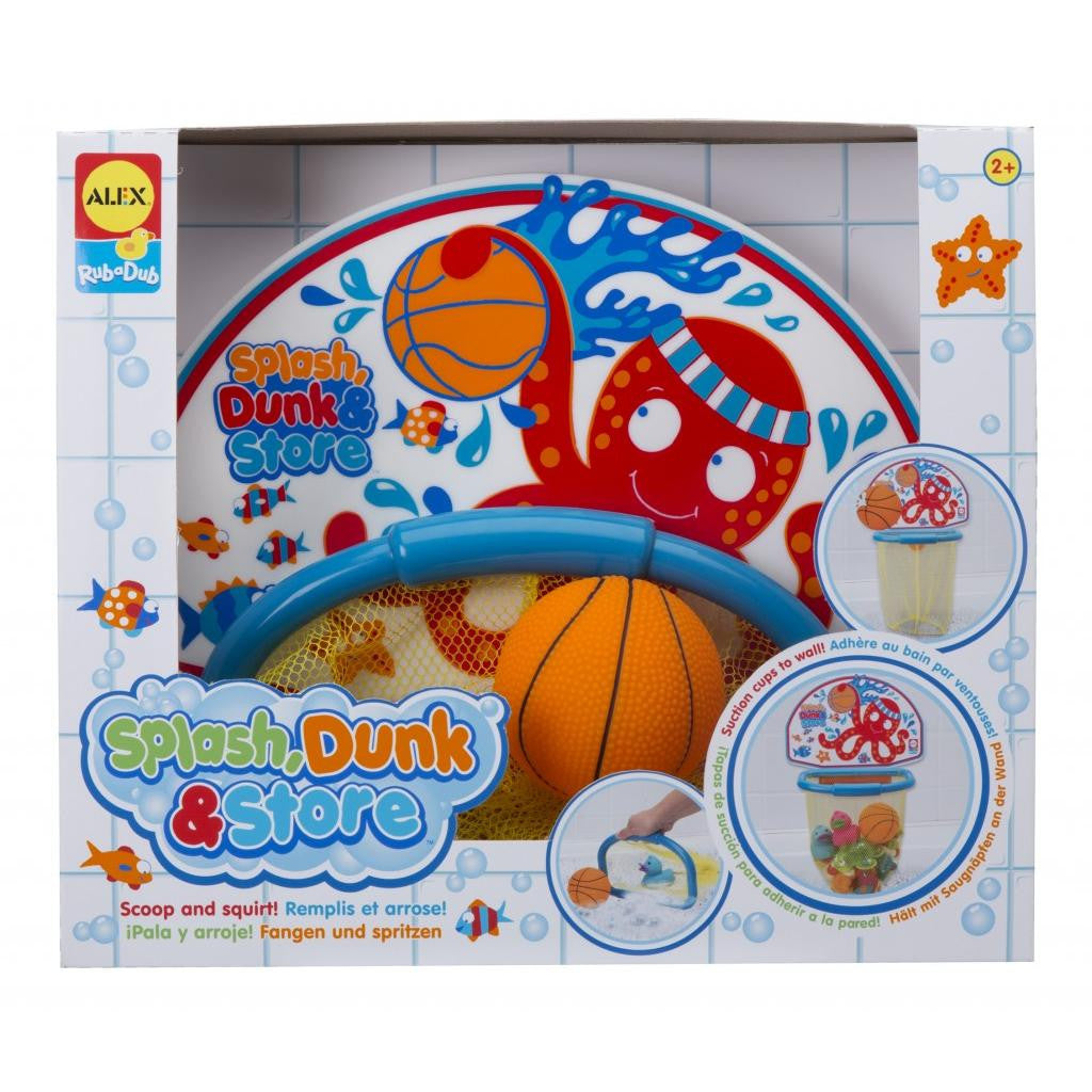 Splash, Dunk & Store - KIDTON - 1