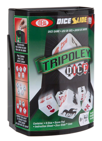 Dice Slide - Tripoley - KIDTON - 1