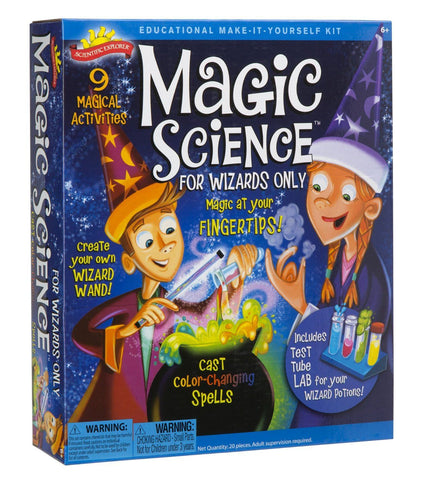 Magic Science™ for Wizards - KIDTON - 1