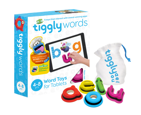 Tiggly Words - KIDTON - 1