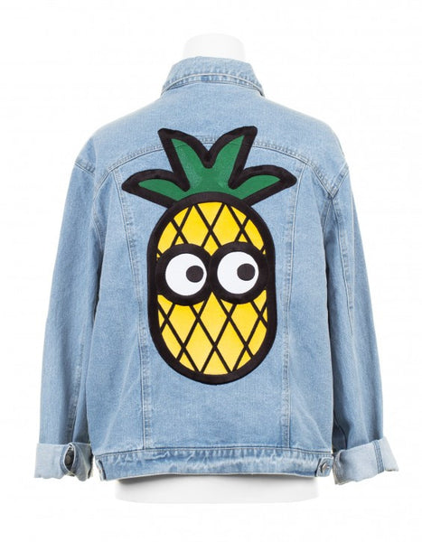 Caine London x Minions by Craig & Karl Denim Jacket