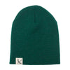 Imperial Beanie- Forest green
