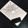 "9"" Hieroglyph Decal"