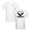 AMERICAN MADE TEE - White / Black