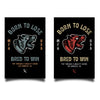 Bred To Win Sticker Bundle