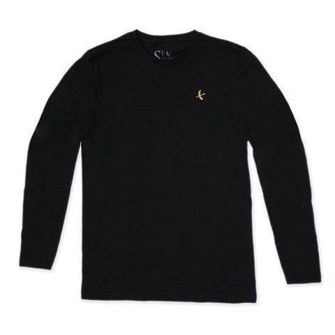 Imperial Long Sleeve- Black / Gold