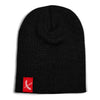 Imperial Skullcap Beanie - Black / Red