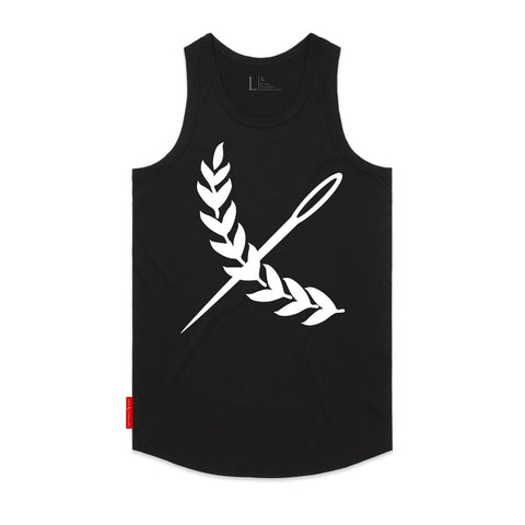 Oversized Imperial Tank- Black